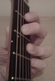 E7#9 Hendrix Chord