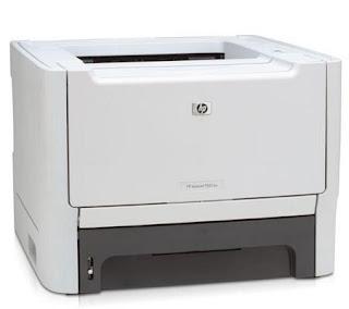 HP LaserJet P2010 driver