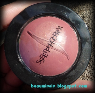 Sephora Golden Spice Double Contouring Cream Blush