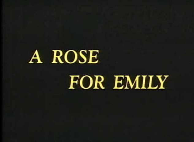a rose for emily love until Amazoncom: 'a rose for emily' william faulkner: a critical analysis ebook:  david  a review should be voluntary, the paging was blocked by the review part  and wouldn't continue until a review was written  good price, love this book.