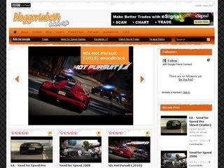 Bloggertube V4 Blogger Template