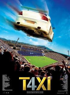 T4xi (Taxi 4) (2007) Online