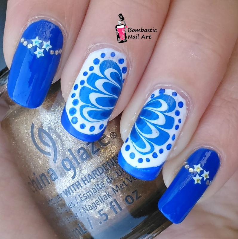 Dry water marble nail art bombastic nail art dry water marble nail art diy nail art prinsesfo Images