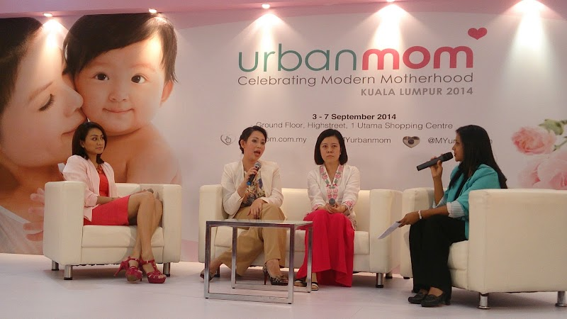 Urban Mom 2014 : Johnson's Baby dan Doktorbudak