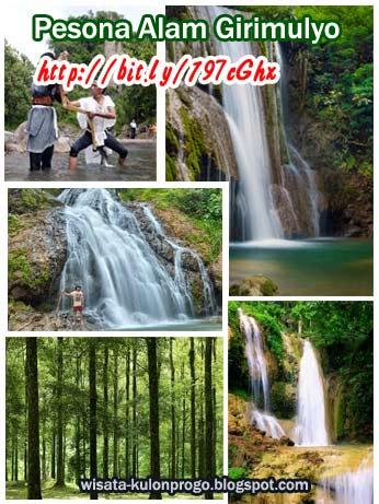 wisata alam jogja girimulyo panorama indah