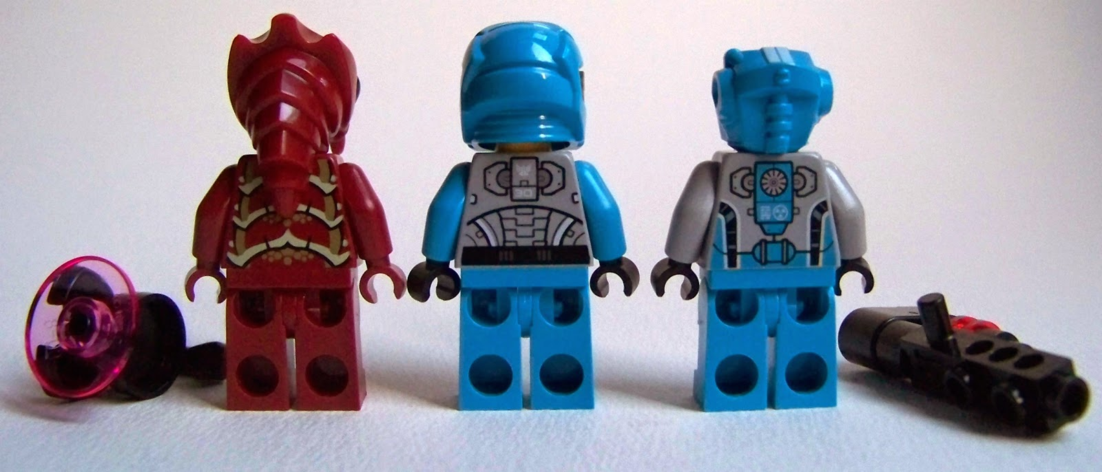 LEGO Galaxy Squad Minifigures