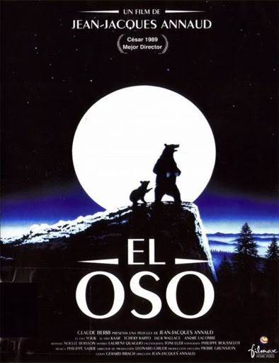 The Bear (El oso) (1988)