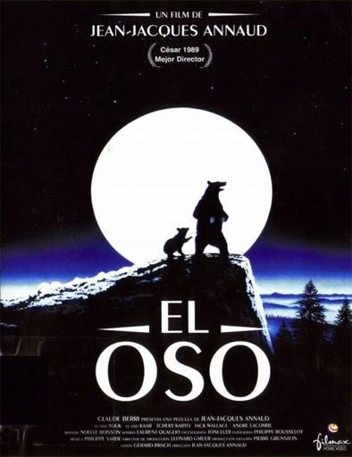 The Bear (El oso) (1988)