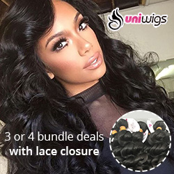 Hair Weft & Lace Closure