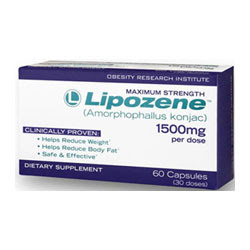 Does Lipozene Work