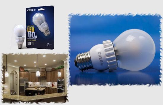Новые светодиодные лампы