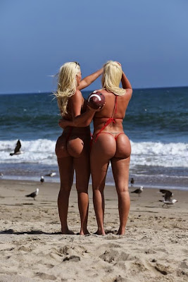 Babe Of The Day - The Shannon Twins