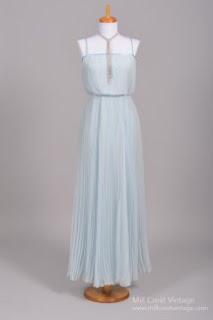 vintage bridesmaid dress