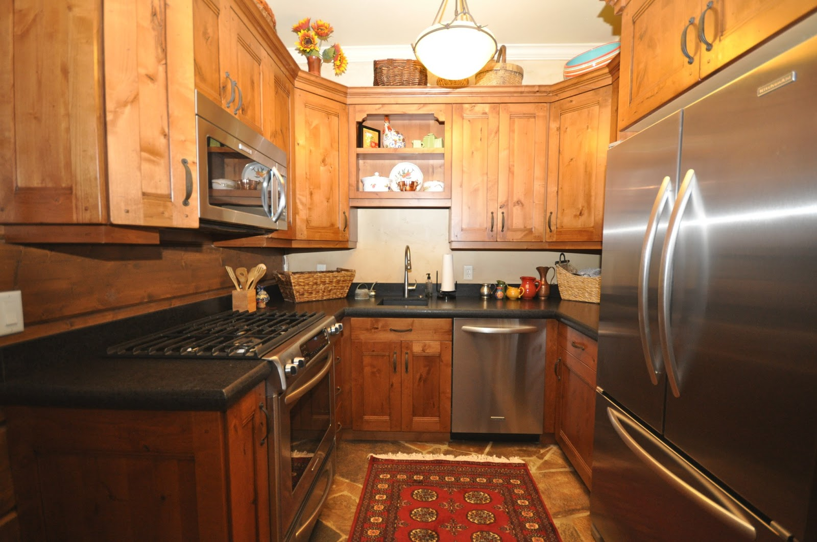 The shanna day team dream of renting 116 white pine for O kitchen city of dreams