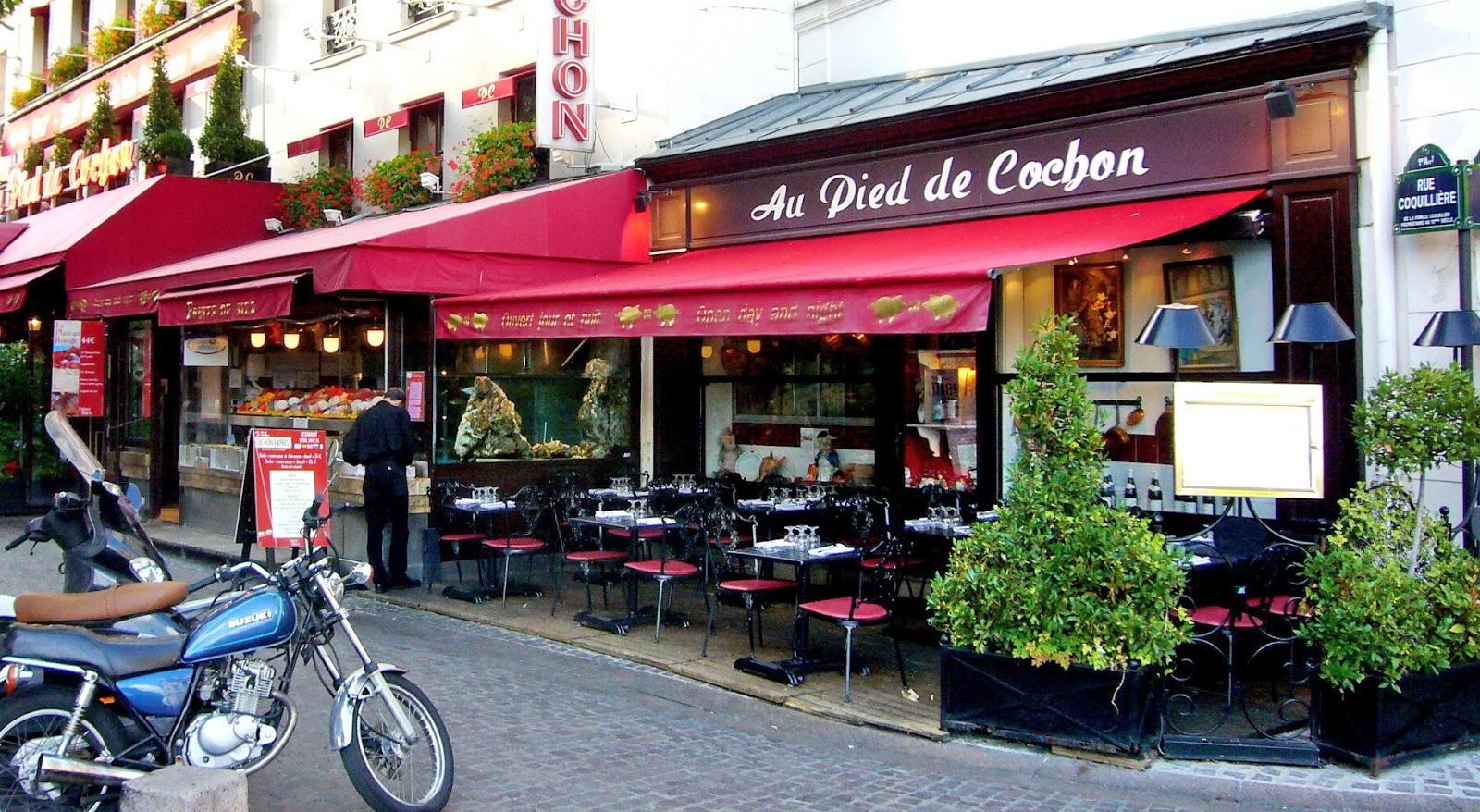 Dicas pr ticas de franc s para brasileiros petit d jeuner for Restaurant 24h paris