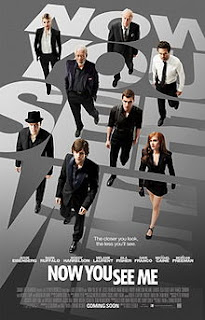 Now You See Me, Film Bertema Sulap 2013