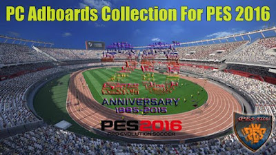 PES 2016 Adboards Collection