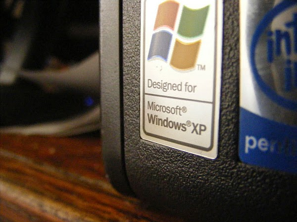 old XP PC