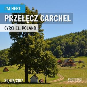 Przełęcz Carchel - 30.07.2017