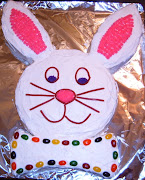 We've always tried to strike a balance between creating a meaningful . easter bunny cake