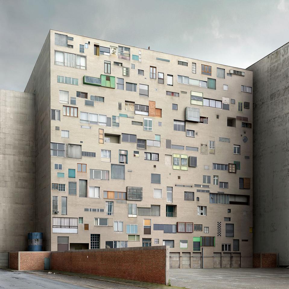 Filip dujardin arquitectura ficci n nomada q for Apartment 8 design