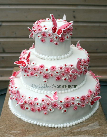 Wedding Cake Tipper