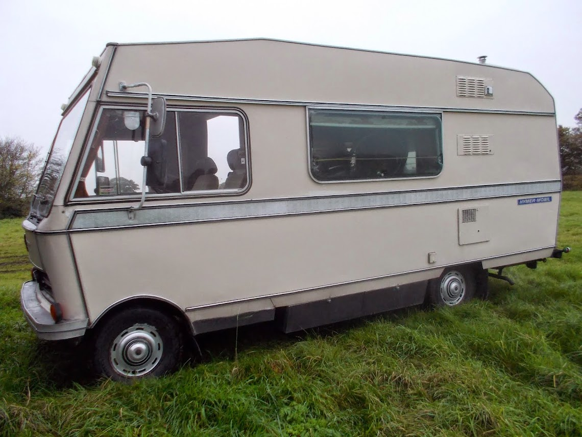 "NOW...INTRODUCING ""TALLULAH"", OUR T-REG MOTORHOME..."