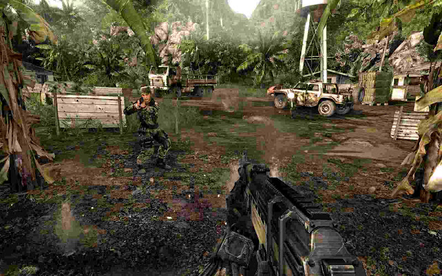 Crysis Warhead PC Game