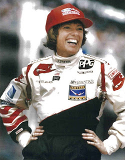Lyn St. James at California Automobile Museum