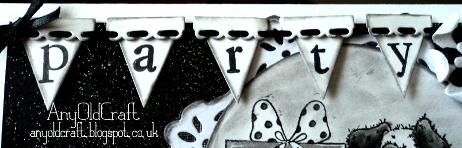 Any Old Craft Black And White Party
