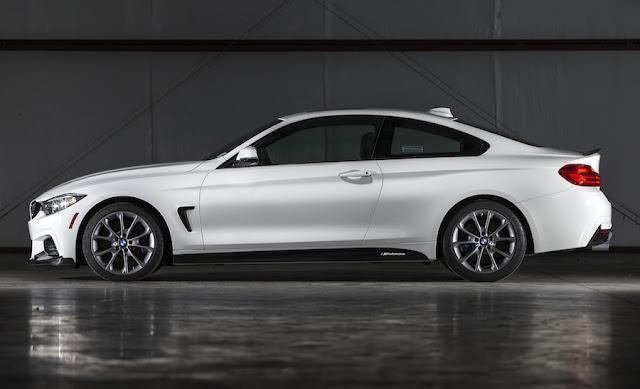 BMW 435iの特別モデル「ZHPクーペ」を発表