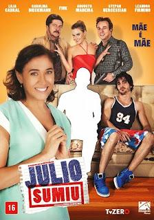 Julio Sumiu - DVDRip Nacional