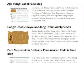 Artikel Yang Baik Buat Blog, Syarat Mutlak Kemajuan Blog
