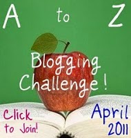 A to Z Blogging Challenge!