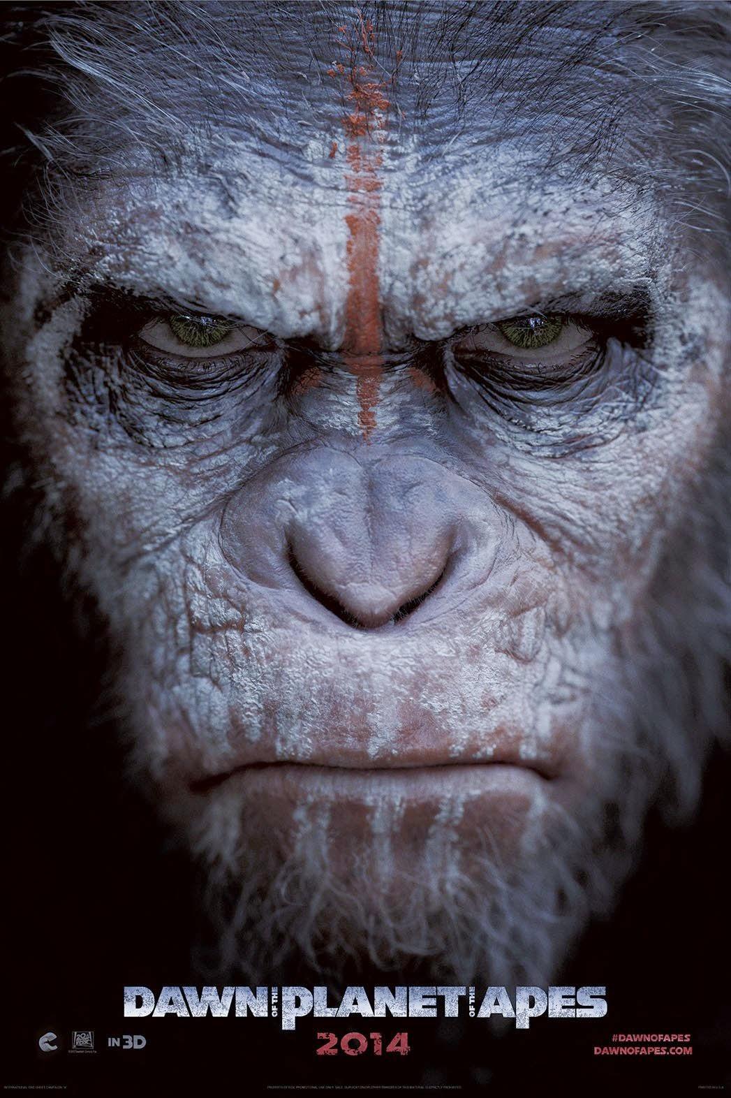 Ewolucja planety małp (2014)