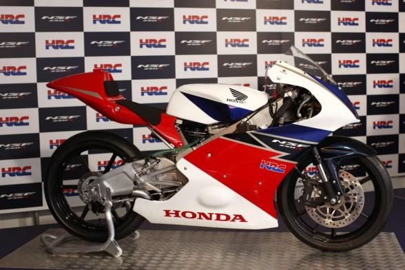 2012 Honda HRC NSF250R Picture
