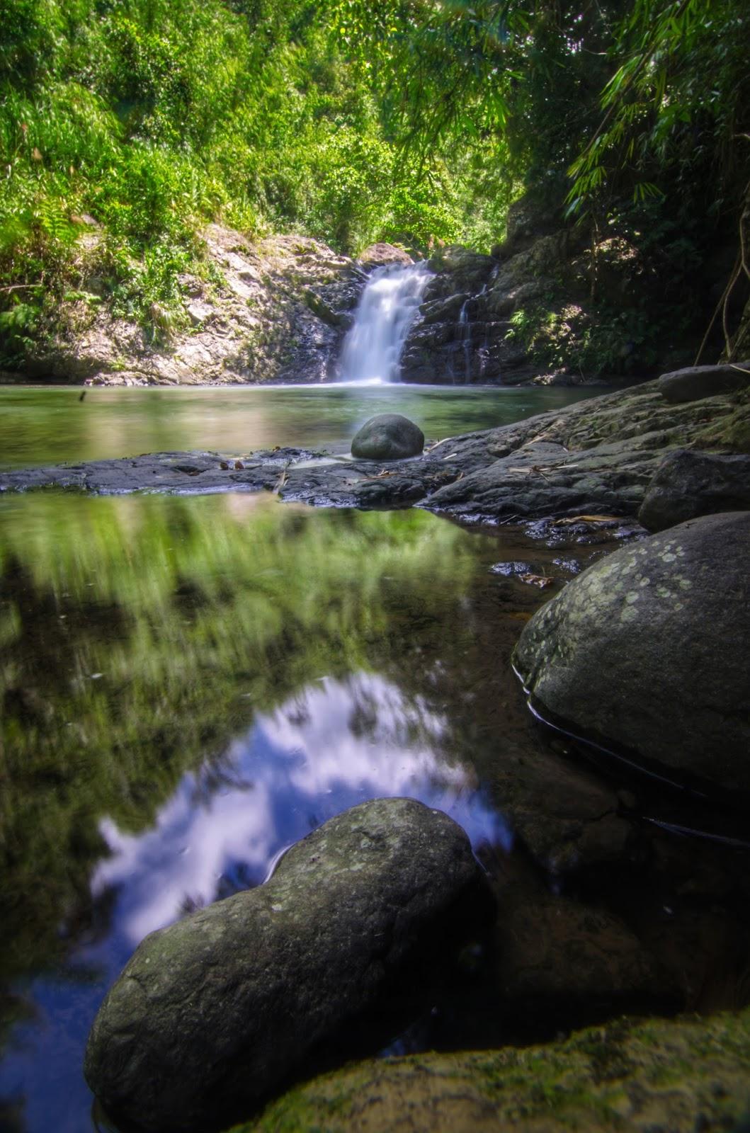 Sabangaran Falls Diffun Quirino