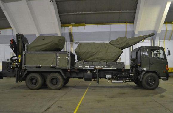Oerlikon Skyshield TNI AU