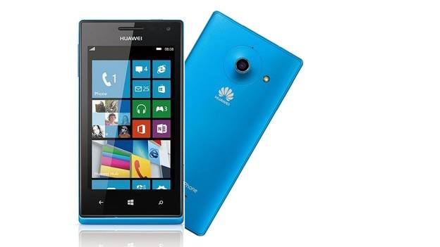 Mobile Raptor: Huawei Ascend W1 now just Php7,990