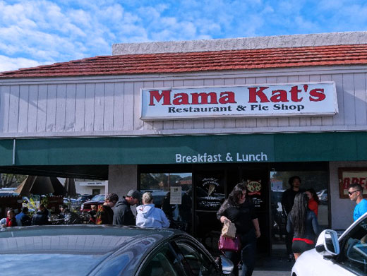 Mama Kat's Restaurant-Great Food in a Fun Atmosphere - Photo and Review by Stacey Kuhns