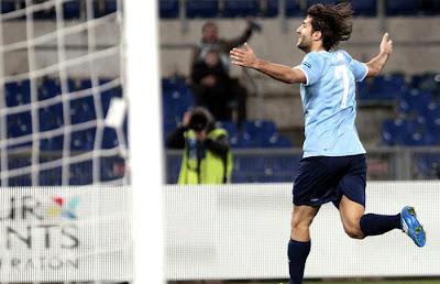 Lazio 2 - 0 Sporting Lisbon (2)