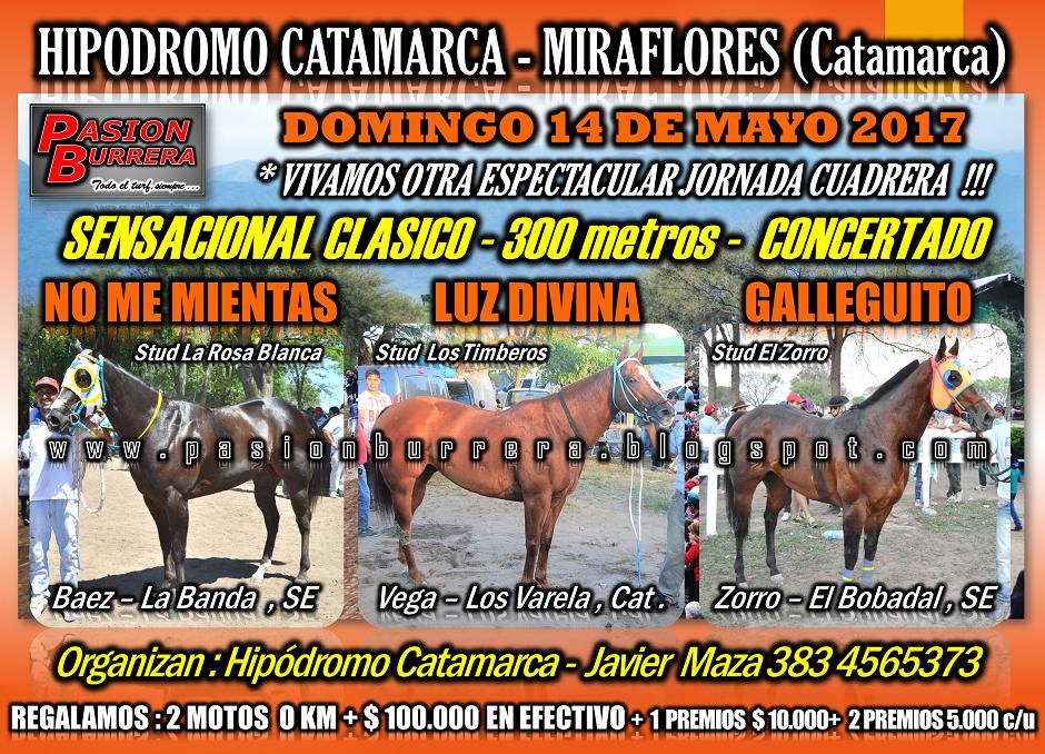 CATAMARCA 14 MAYO - 300