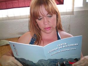 Libro de historias Ceuta: La mujer siempre viva