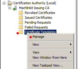 My tech blog pki public key infrastructure with adcs part 8 web there are multiple templates available we select a template designed for a specific role in this case we want a certificate for a iis web server the web yadclub Image collections