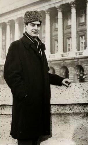 Juan de ruso en París