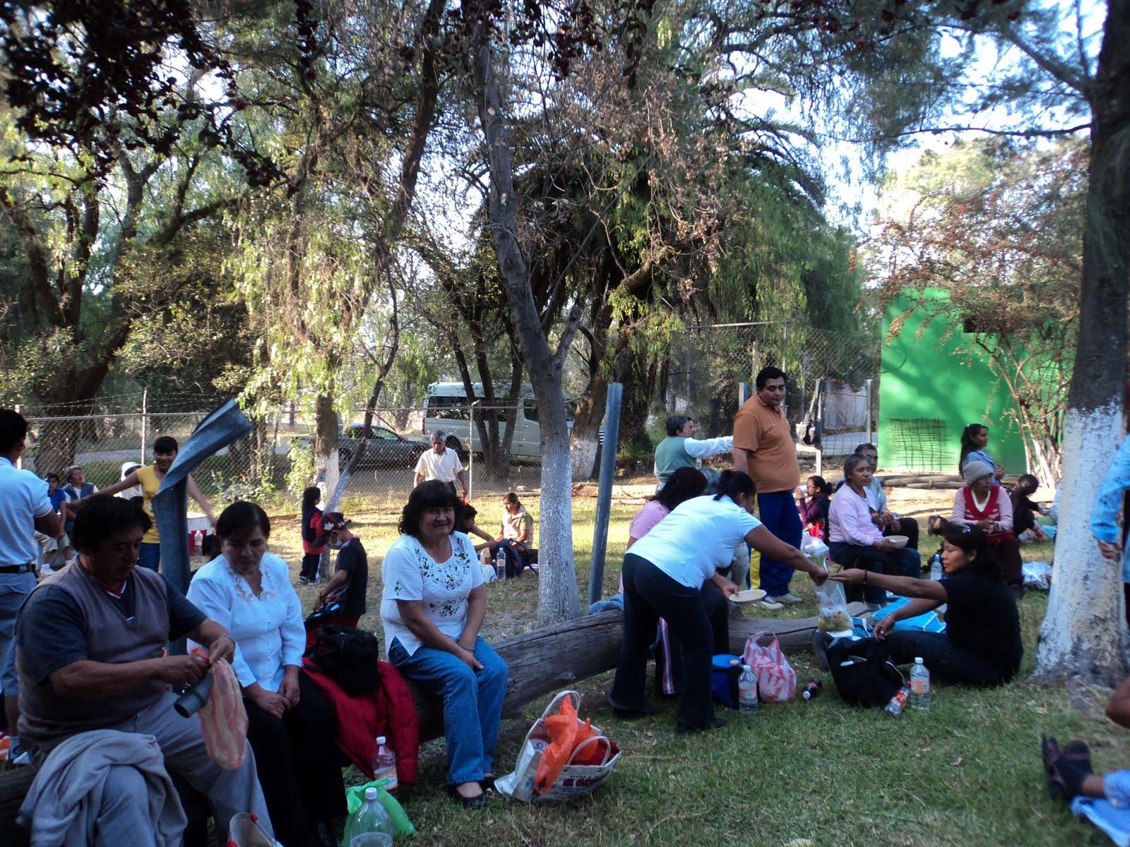 Parroquia jes s de la misericordia visita a la morenita del tepeyac - Casas rurales la morenita ...