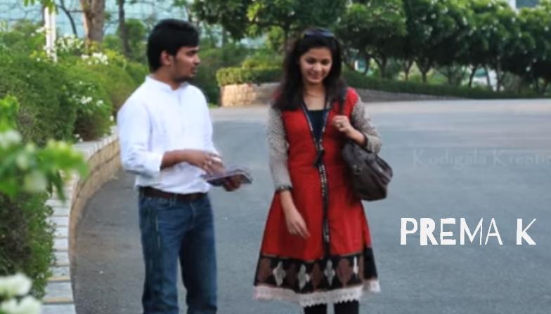 PREMA K Telugu Short Film By Venkat Kodigala