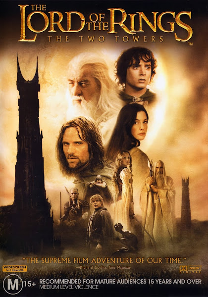THE LORD OF TH RINGS: THE TWO TOWERS