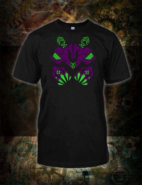 Cryx T-shirt, warmachine shirt