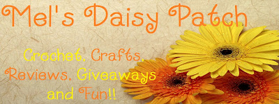 Mel's Daisy Patch Crochet and Crafts